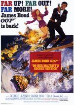 007 - A Serviço Secreto de Sua Majestade (1969)