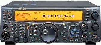 RECEPTOR SDR VIA WEB