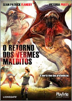 capa%2B%25285%2529 Download   O Retorno Dos Vermes Malditos RMVB Dublado
