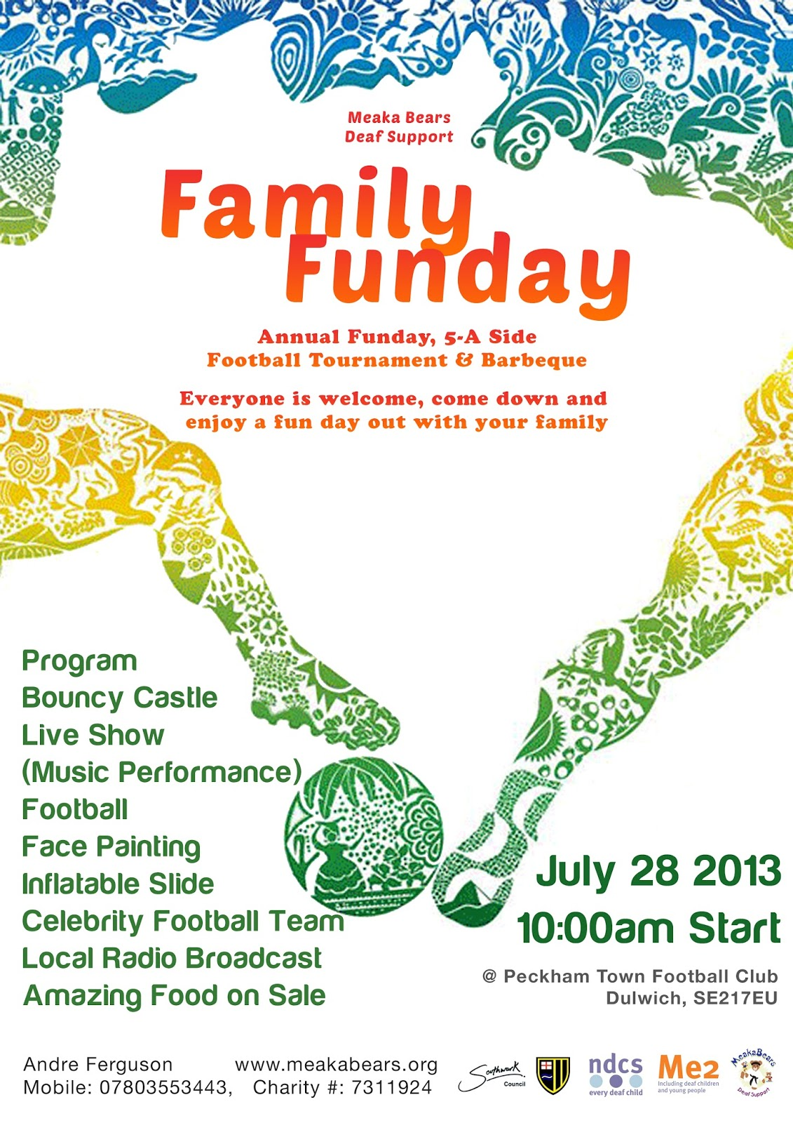 Family day invitation template stopboris Images