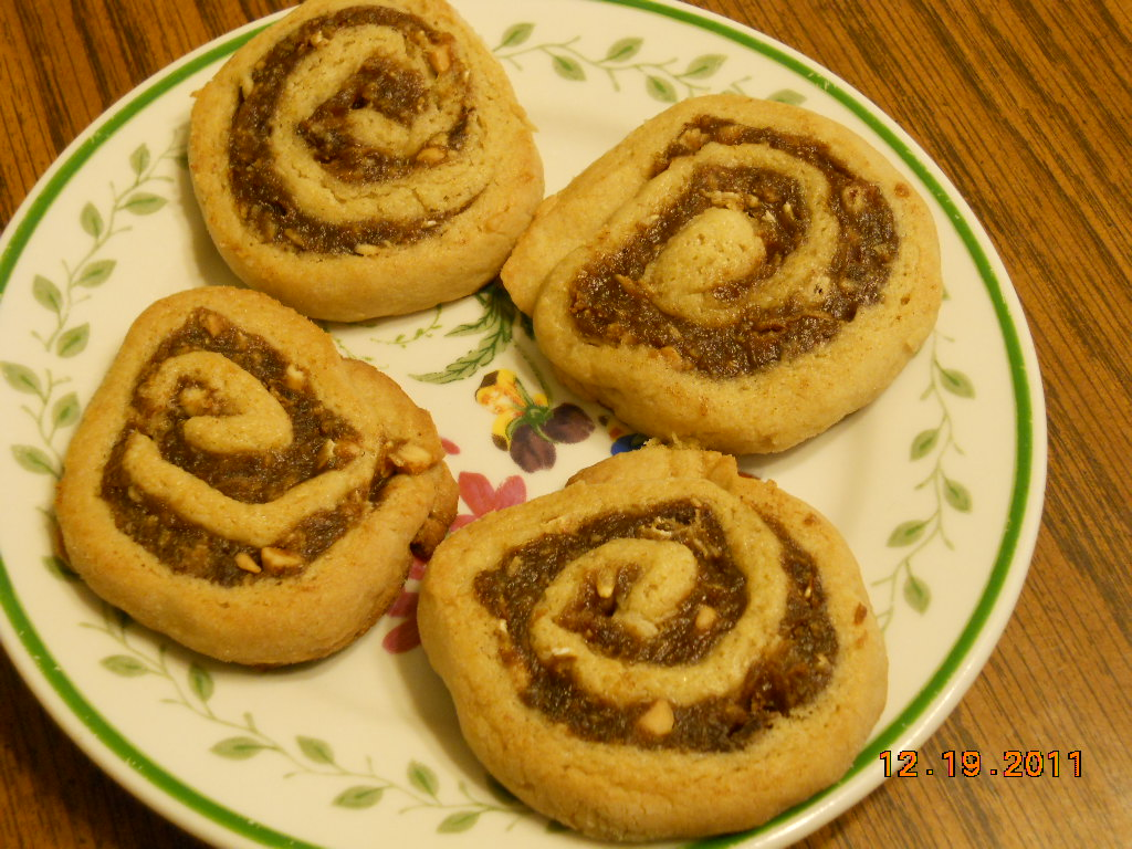 Date Pinwheel Cookies Recipe - Key Ingredient