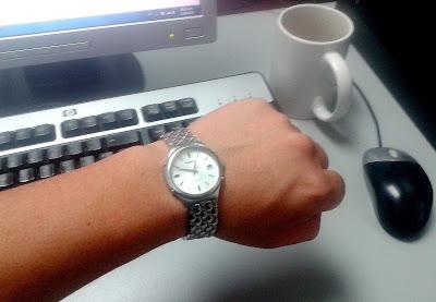 ¿Por qué usamos el reloj en la muñeca izquierda?