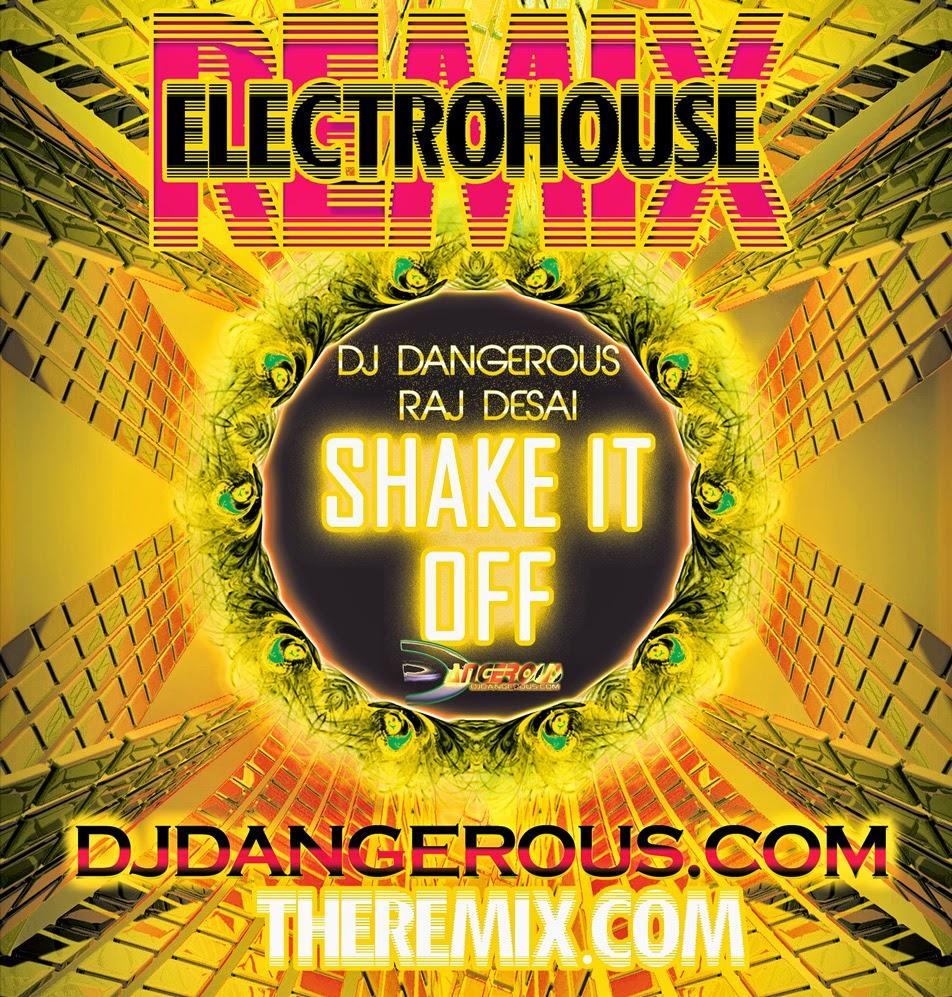 """Taylor Swift - """"Shake It Off"""" [ELECTROHOUSE REMIX] DJ ..."""