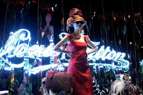 Louis Vuitton @ Galeries Lafayette