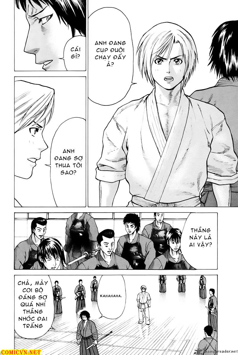 Karate Shoukoushi Kohinata Minoru chap 22 Trang 5