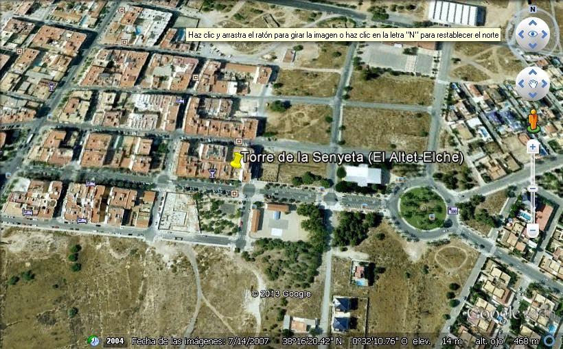Guía de los Castillos, Torres y Fortificaciones de Alicante: Torre ...