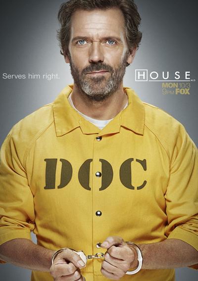 Doctor House Temporada 8 Completa HDTV [Subtitulos Español Latino] Descargar [1 Link]