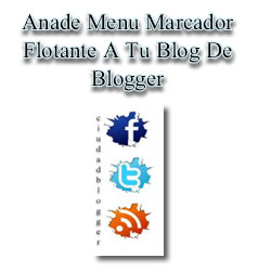 menu marcador flotante a blog