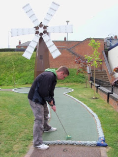 Oddballs Crazy Golf in Cleethorpes