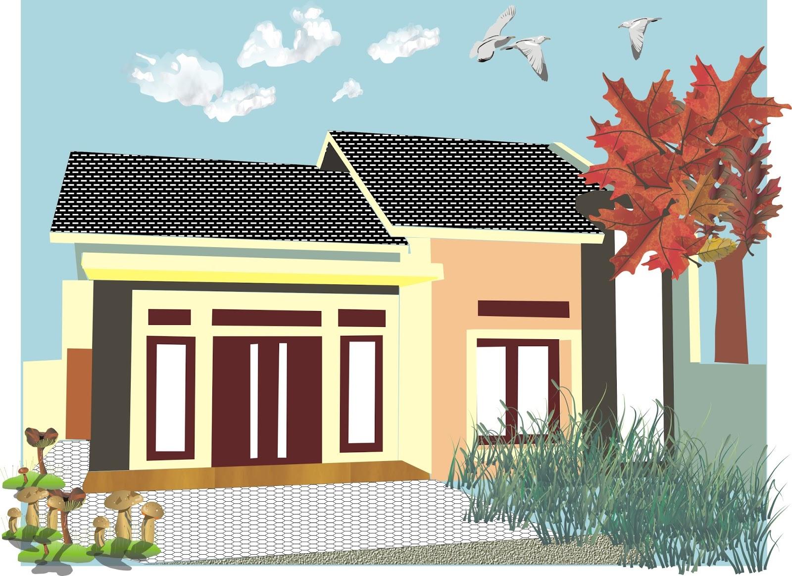 Info Desain Arsitektur Rumah Minimalis & Arsitektur Rumah Minimalis   coretan Fuad