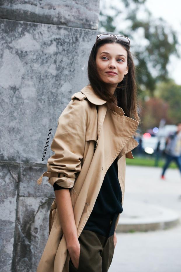 Diana Moldovan, Paris, October 2015