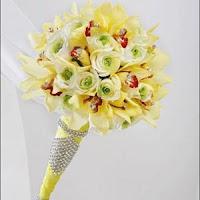 Hoa cưới - Kiểu cuống dài 5