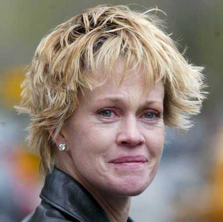 Gossips: Melanie Griffith The 54-year-old Working Girl - No Longer ...