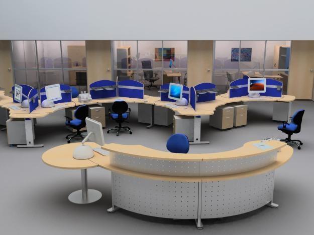 Tipos de paredes para oficina ideas para decorar for Modulos para oficina