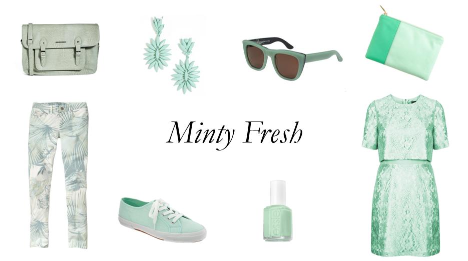 Minty Fresh Style