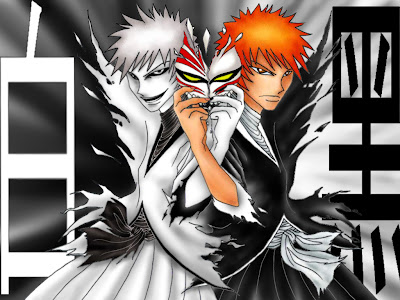 BLEACH Hollow_Ichigo