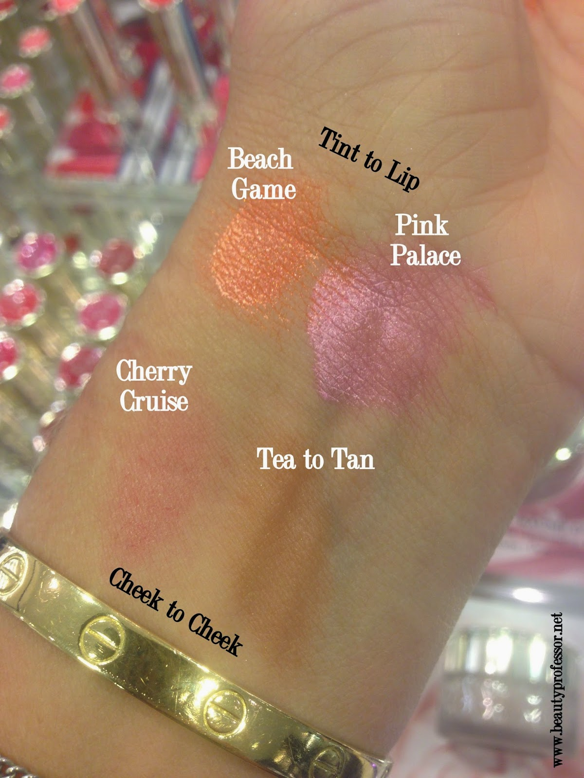 By terry french rivera swatches