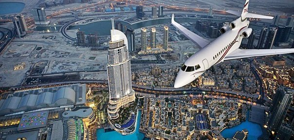 Best Places Of The World Beautiful Dubai Bulding View