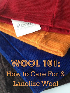 Wool 101: How to Care For and Lanolize Wool Diaper Covers @ClothDiaperWhis