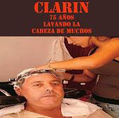 CLARÍN EL GRAN DIARIO NEGATIVO!