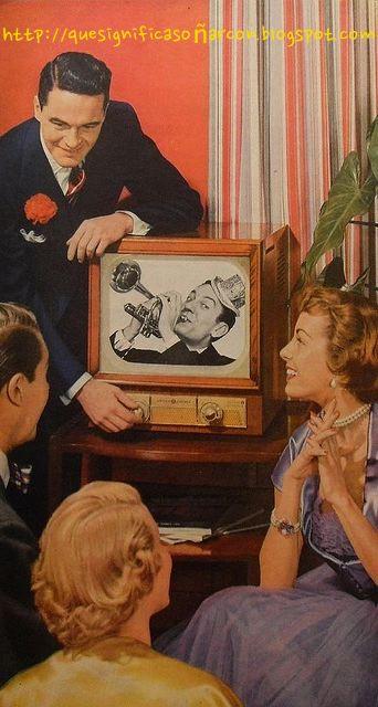 PORQUE SOÑAMOS CON LA TELEVISION