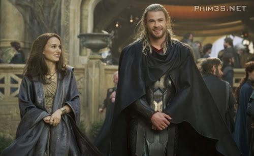 Thần Sấm Thor 2: Thế Giới Đen Tối - Image 1
