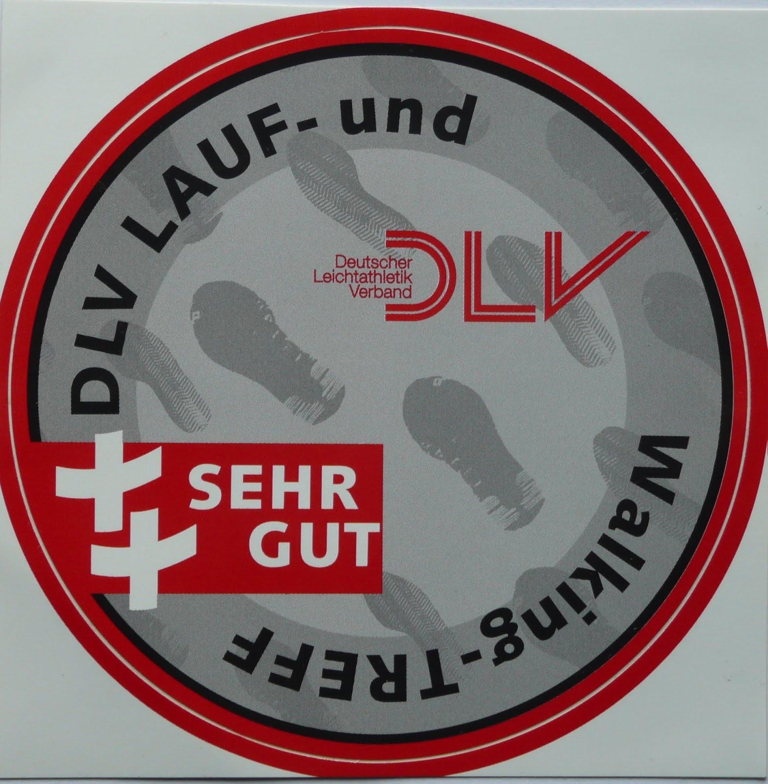 DLV Zertifikat