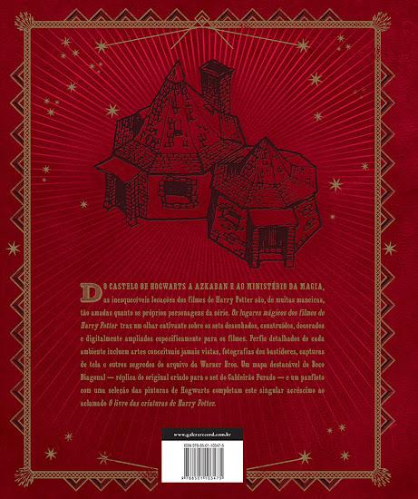 Pré-venda: Livro 'Os Lugares Mágicos dos Filmes de Harry Potter' será lançado em agosto | Ordem da Fênix Brasileira