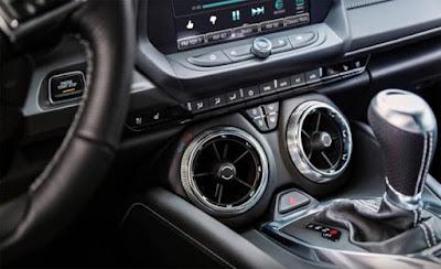 2016 Chevrolet Camaro RS V6 Specs