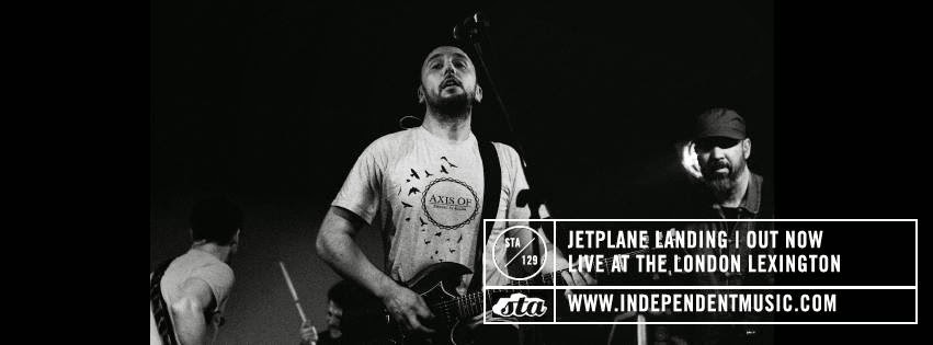 Jetplane Landing Live Lexington Album