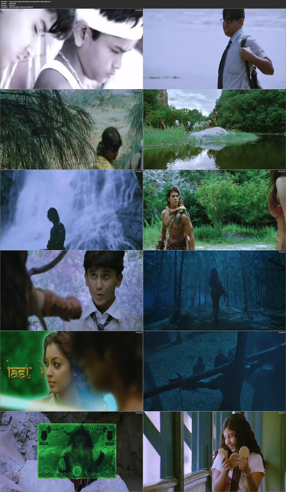 Ramma The Saviour 2010 Bollywood 350MB HDRip 480p