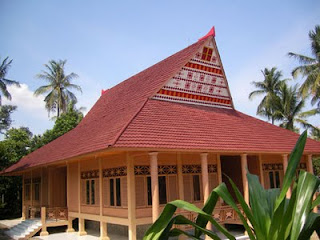 Nama Rumah Tradisional Indonesia