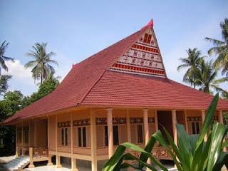 Nama Rumah Tradisional Indonesia