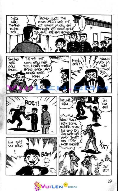 Jindodinho - Đường Dẫn Đến Khung Thành III  Tập 1 page 29 Congtruyen24h