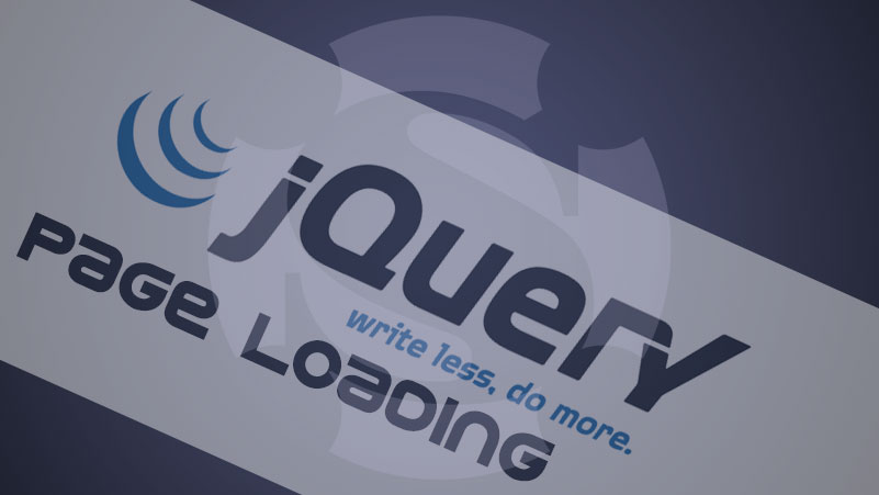 Membuat Page Loading Dengan JQuery