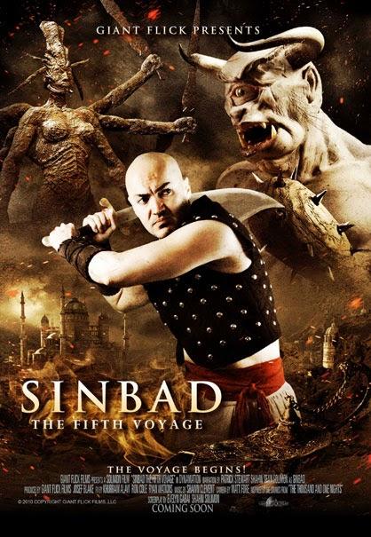 Xem Phim Cuộc Phiêu Lưu Thứ 5 Của Sinbad - Sinbad The Fifth Voyage