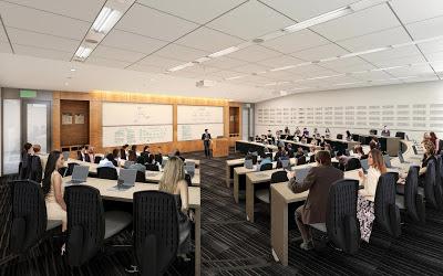 A Future Huntsman Hall Classroom