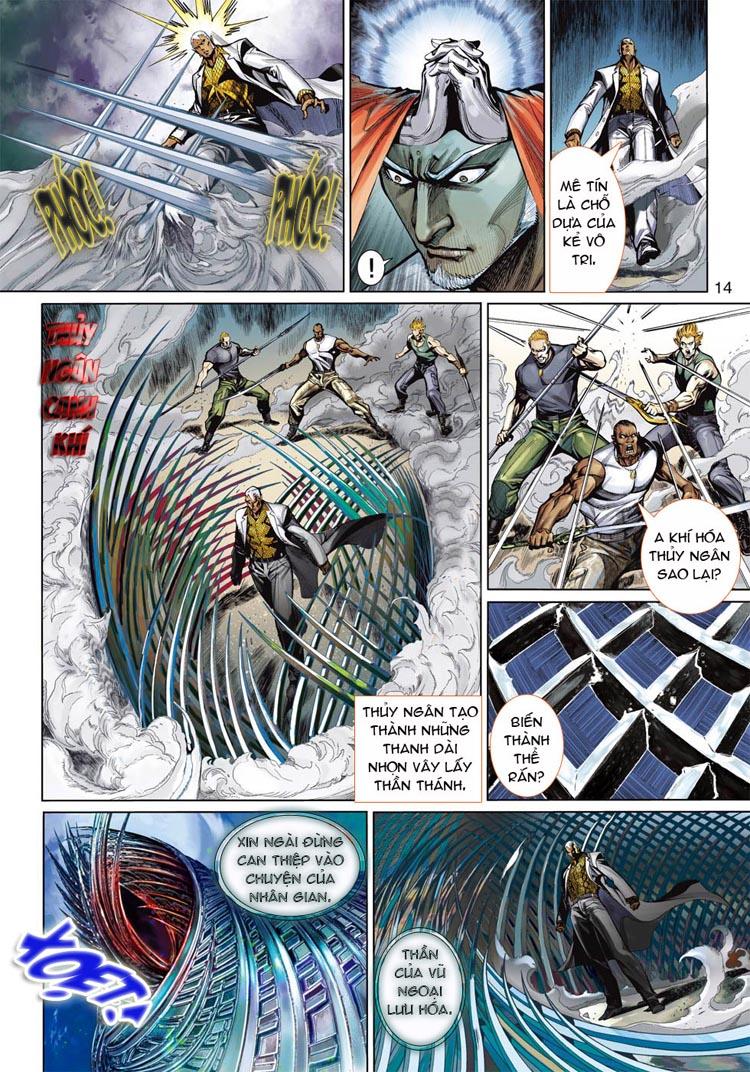 Thần Binh 4 chap 20 - Trang 14