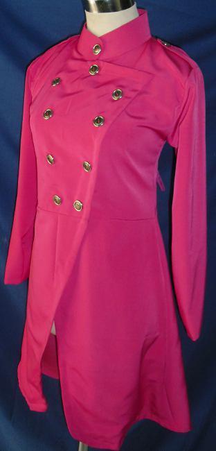 sejarah desain kemeja seragam model blazer