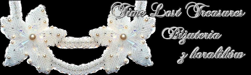 Time Lost Treasures - zaginione piękno w biżuterii zaklęte