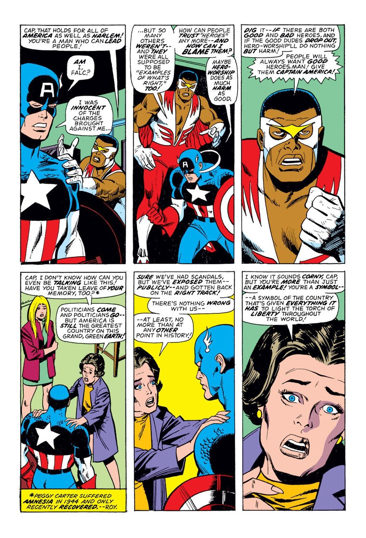 Captain America (1968) Issue #176 #90 - English 13