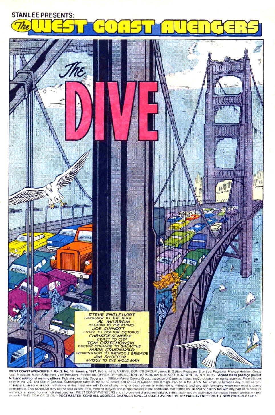 Captain America (1968) Issue #323b #252 - English 2