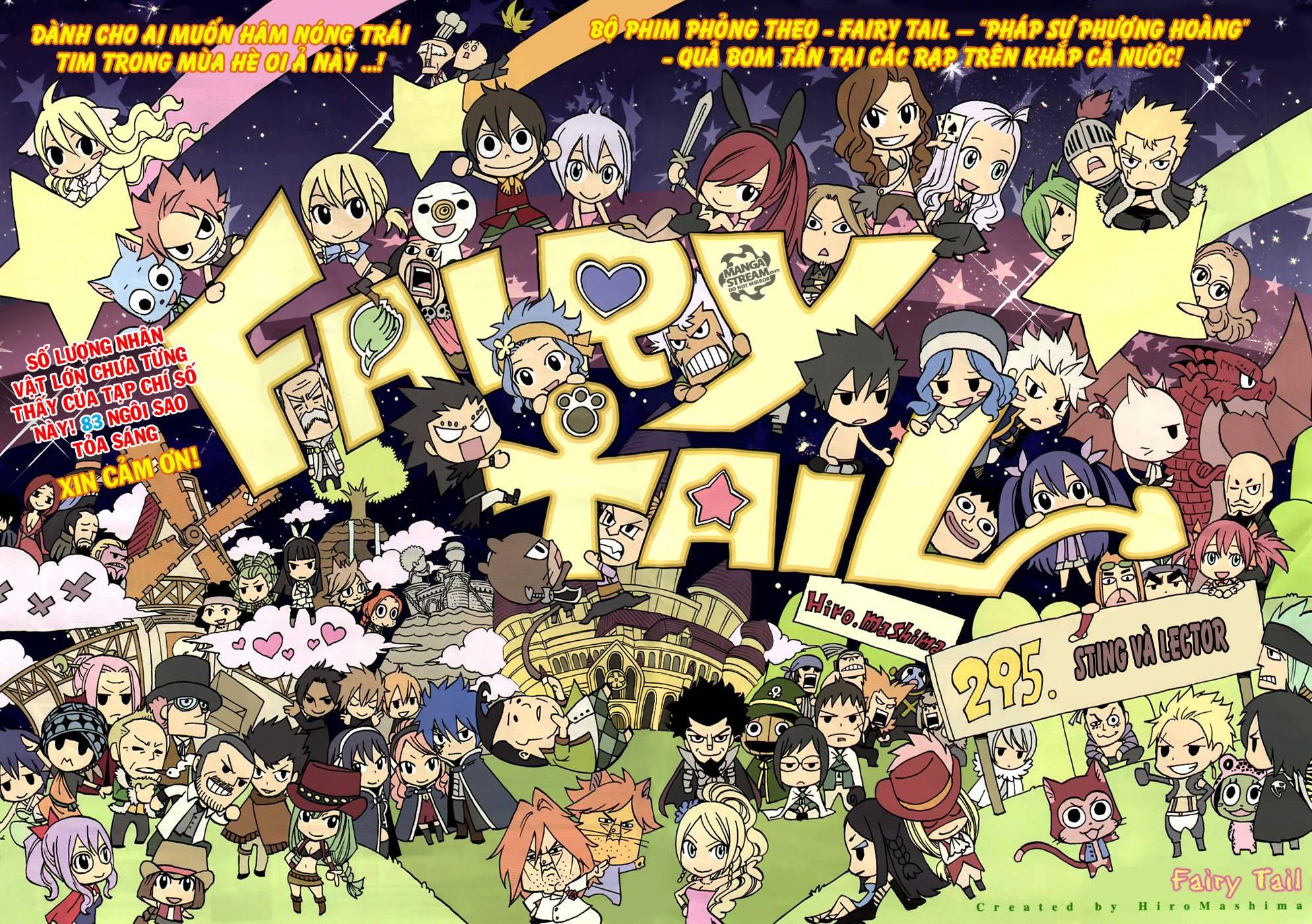 Fairy Tail chap 295 page 4 - IZTruyenTranh.com