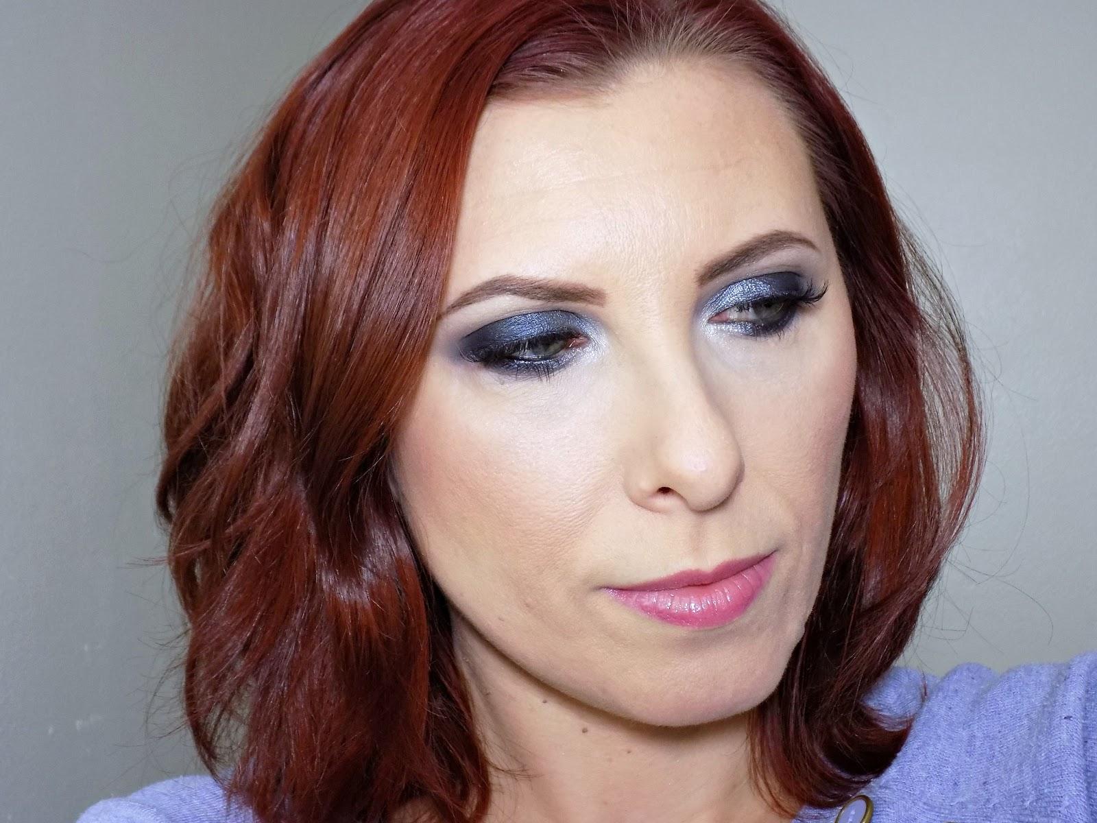 2000s makeup look