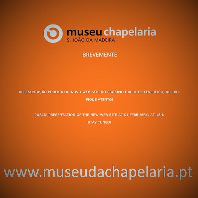 NOVO WEB SITE | 01 DE FEVEREIRO