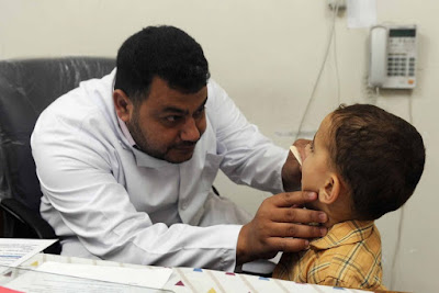 Mortalidade infantil subiu pela primeira vez em Gaza