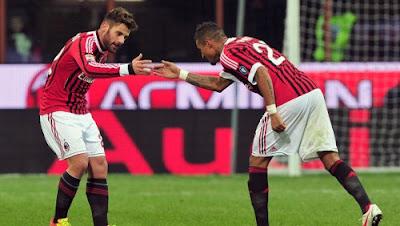 Milan Siena 2-0 highlights