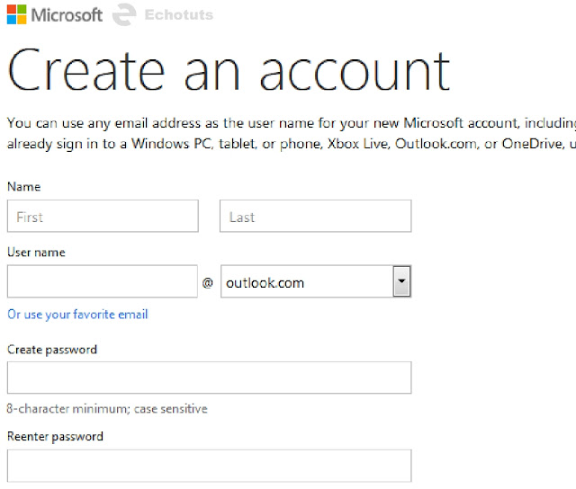 Creating bing account to submit blog bing webmaster tutorial - echotuts