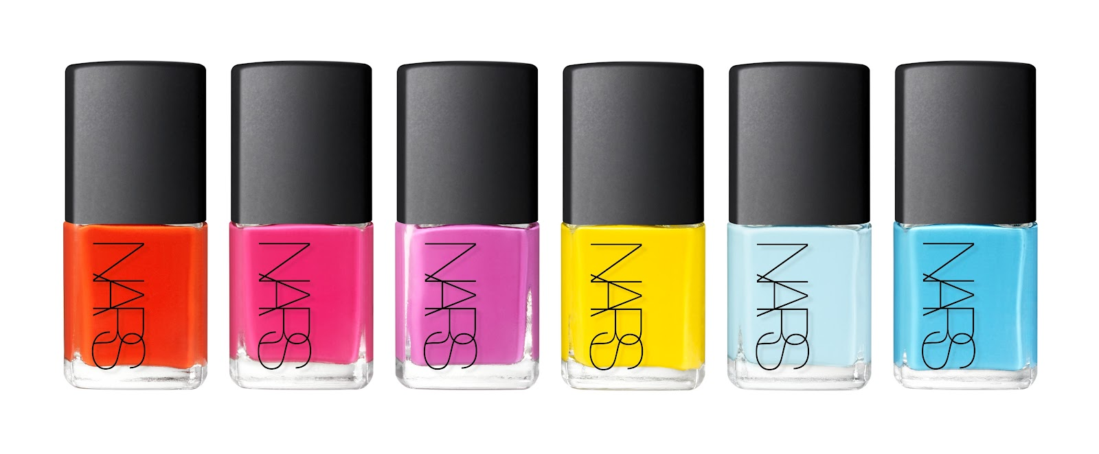 Eyeshadow Government: Taste the Rainbow: Thakoon for NARS Nail ...