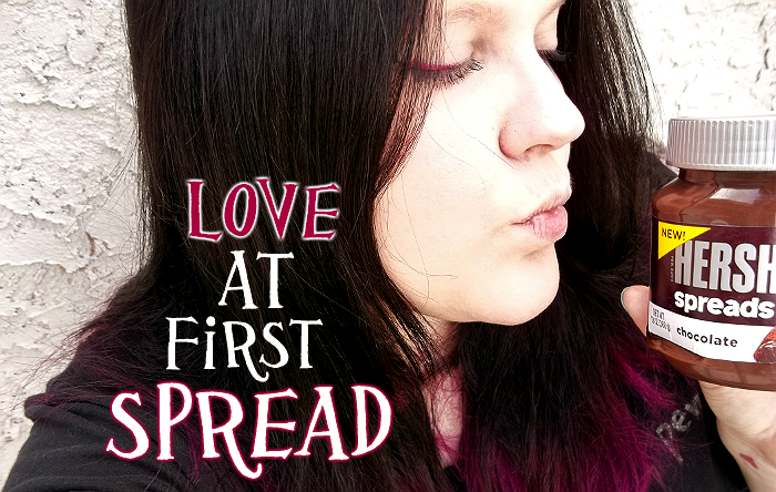 Love at First Spread Hershey's Spreads #ad